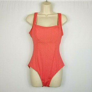 Catalina One Piece Swimsuit size Large 12/14 Pink